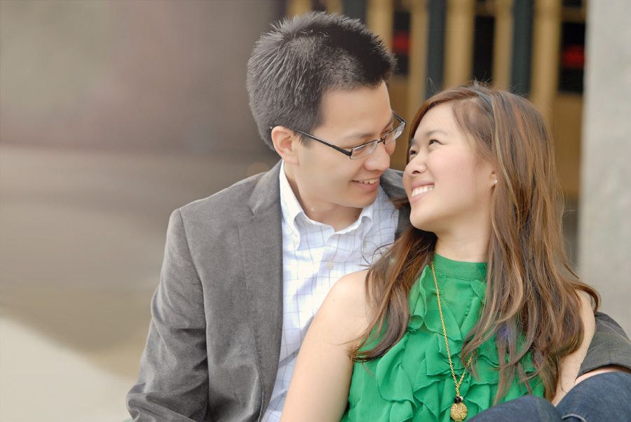 Sandy & Marvin 1st Anniversary Shoot | Des Moines, Iowa Couples Photographer