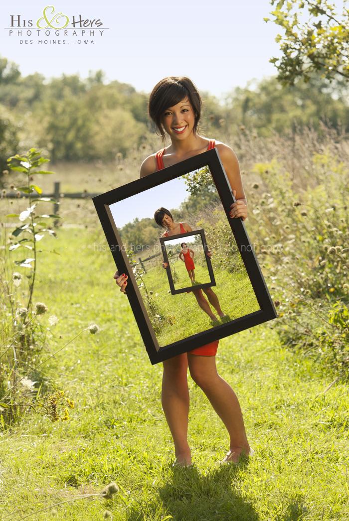 Gorgeous Miss T   Senior Portraits, Des Moines, Iowa