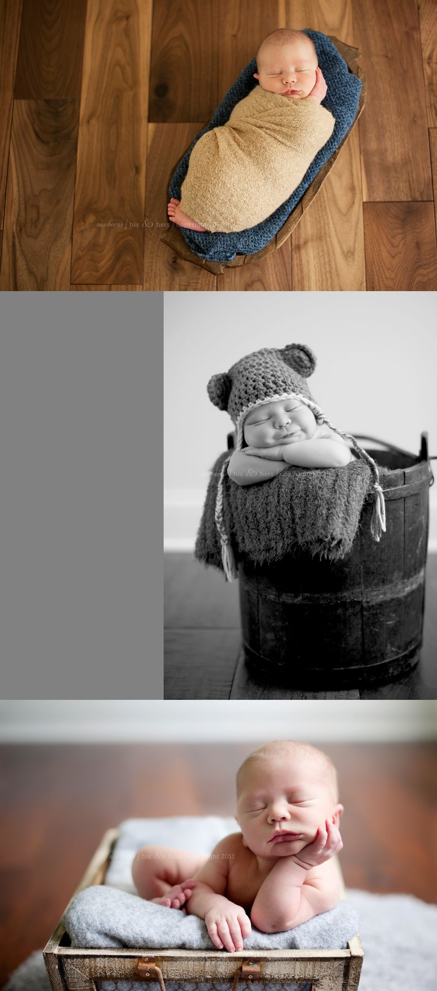 Trace, 7 days | Des Moines, Iowa Newborn Photographer