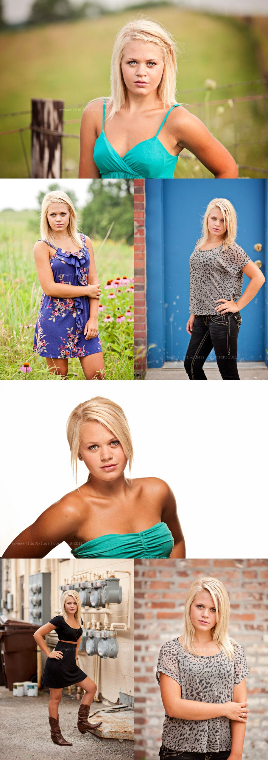 Morgan, Class of 2012 | Des Moines, Iowa Senior Photos Portrait Photographer