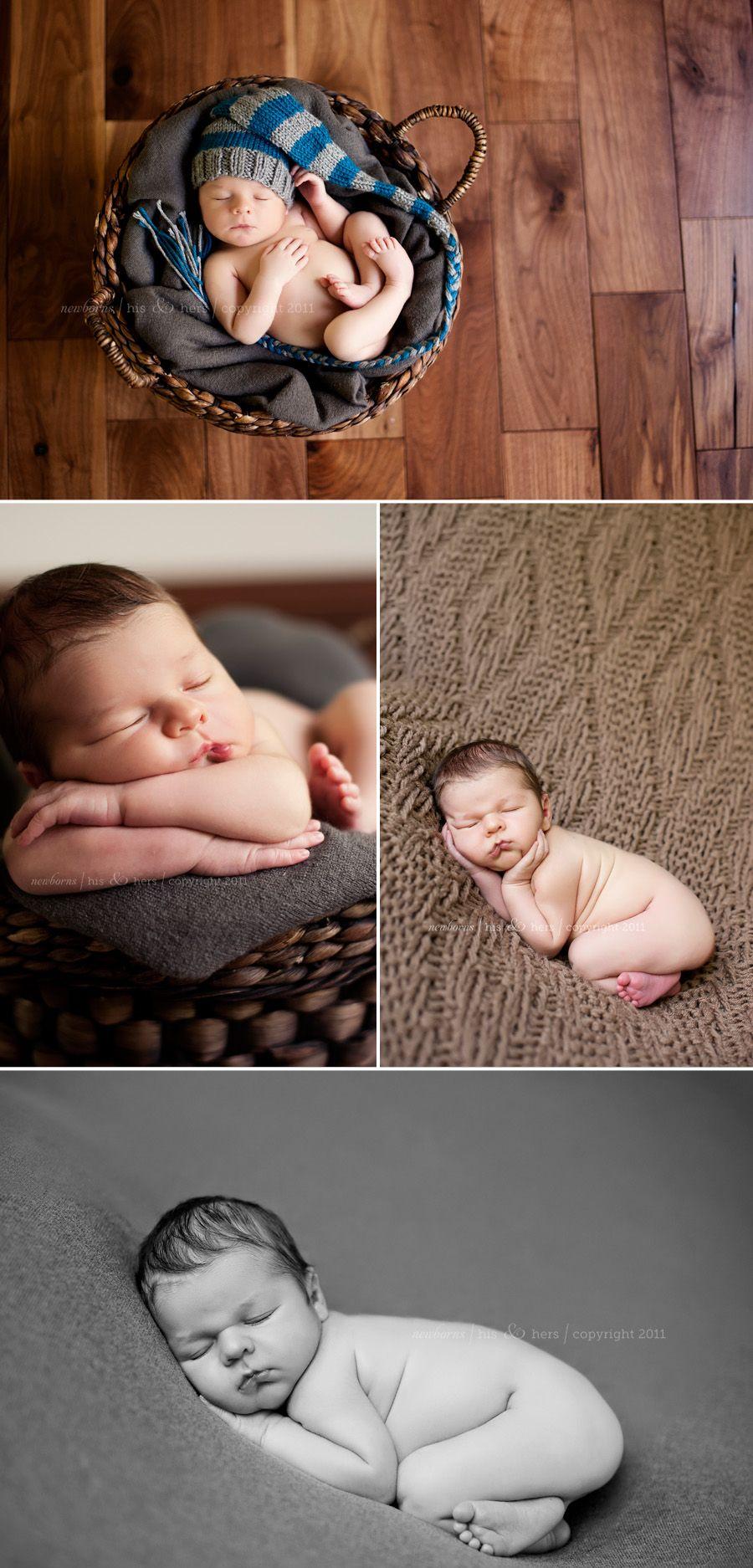 Parker, 8 days new | Des Moines, Iowa Newborn Photographer
