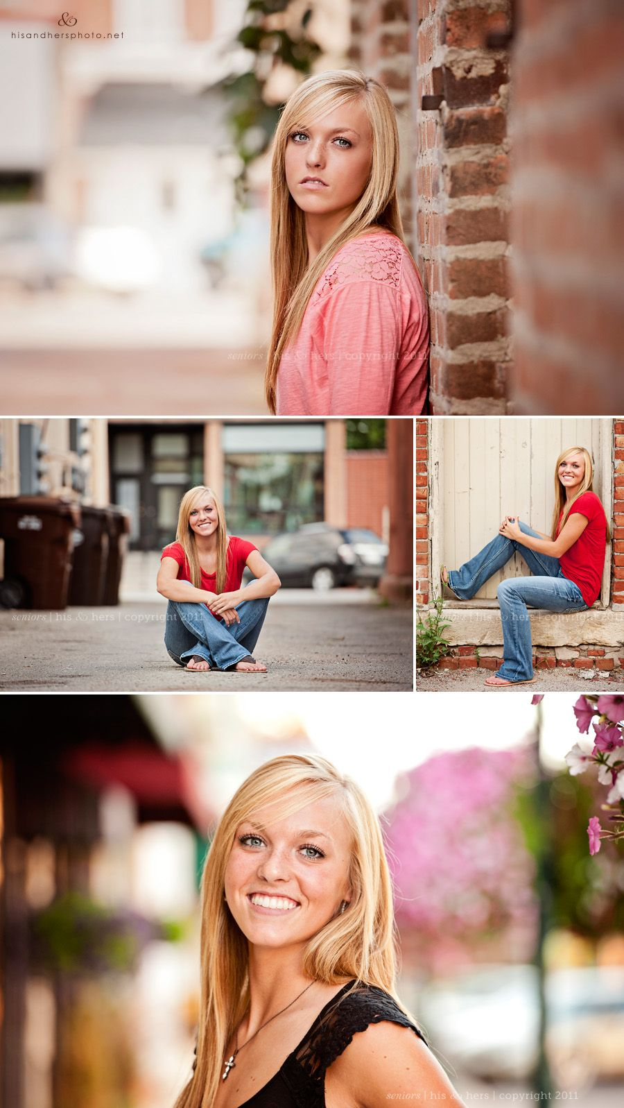 Cassidy, Class of 2012 | Des Moines, Iowa High School Senior Portraits