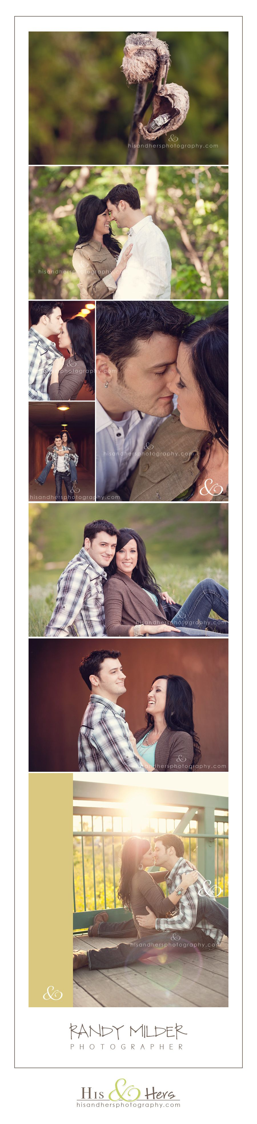 Iowa Engagement Pictures Photographer | First Comes Love…