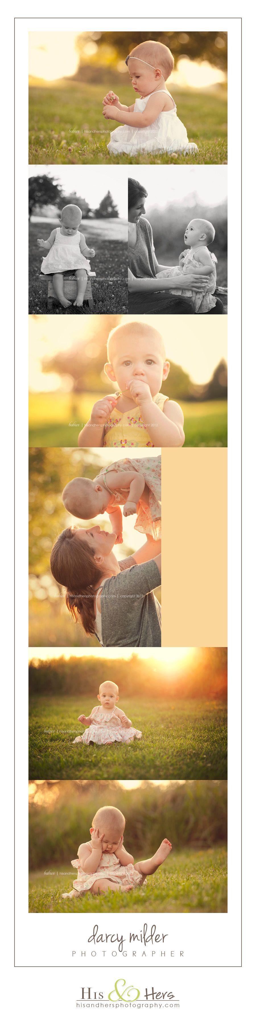 Iowa Baby & Child Photographer | Makenna, 10 months old