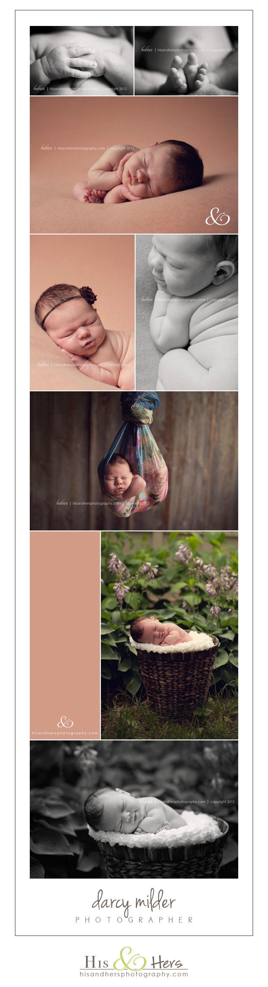 des moines iowa newborn baby photographer | darcy milder | his & hers
