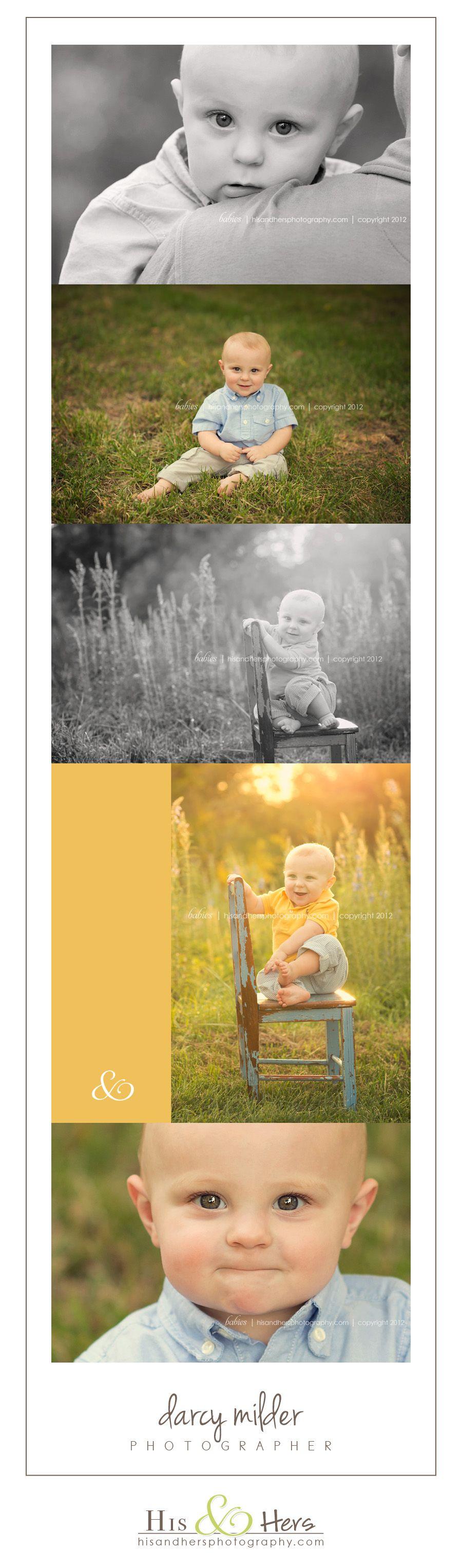 Babies | Happy 1st Birthday, Henry!