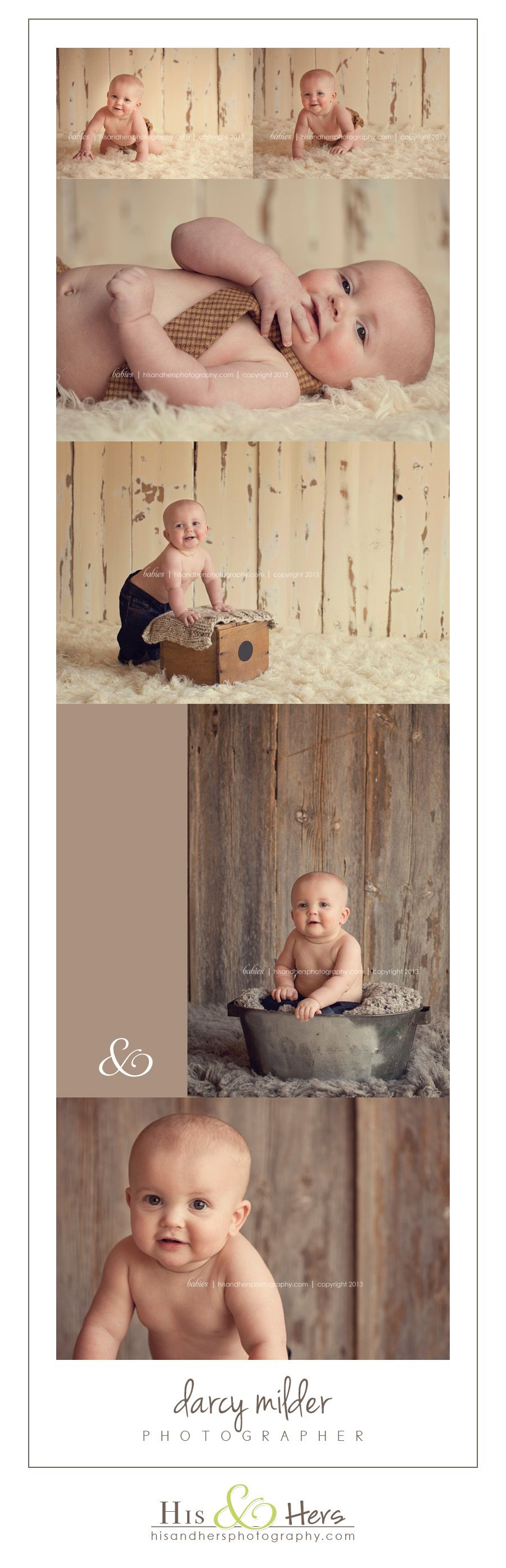 iowa baby photographer children's photographer des moines iowa his & hers