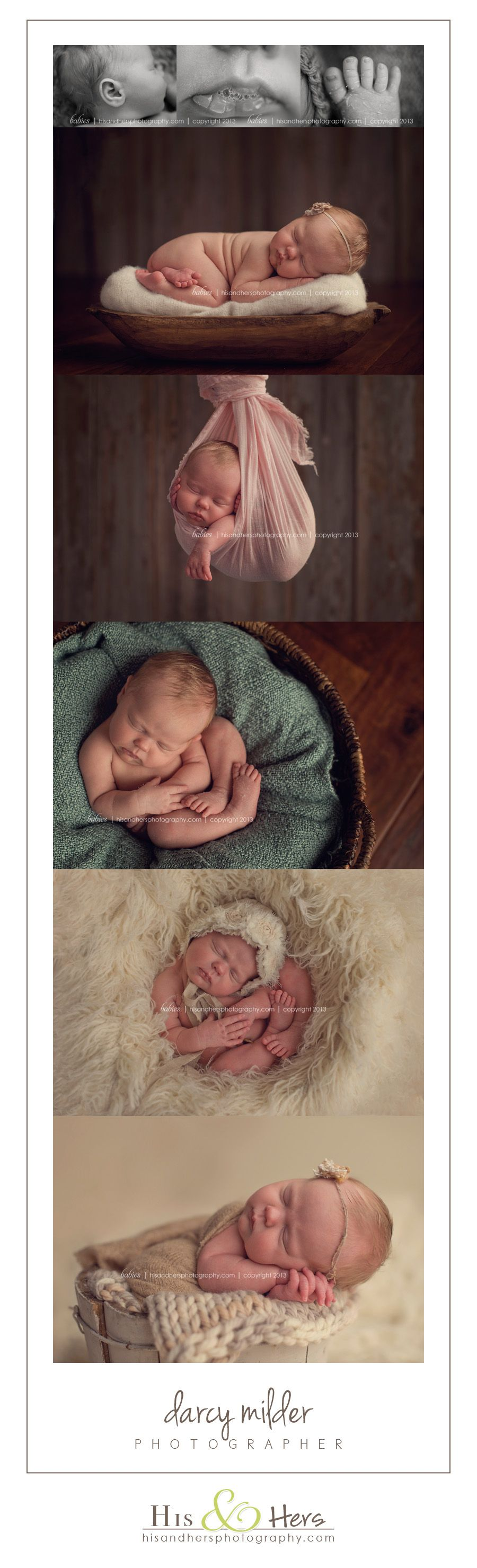iowa newborn photographer baby photography studio des moines, iowa