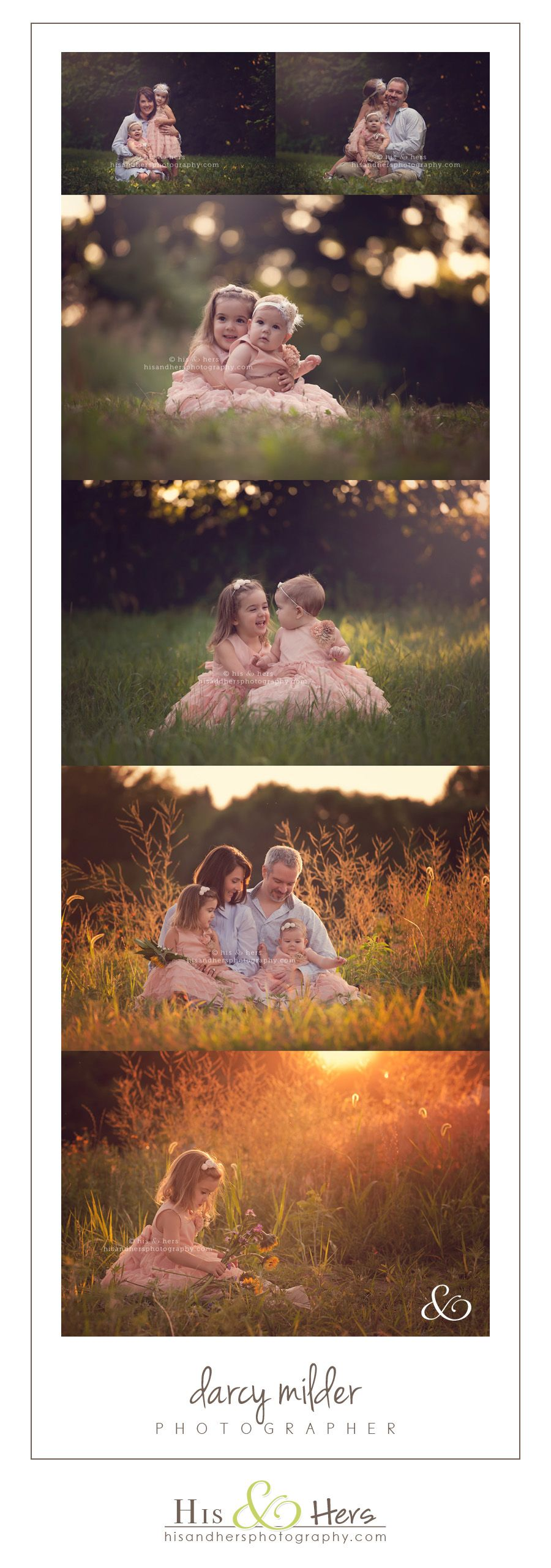 Family | Matthew & Rachel + girls, Des Moines, Iowa Family Photographer