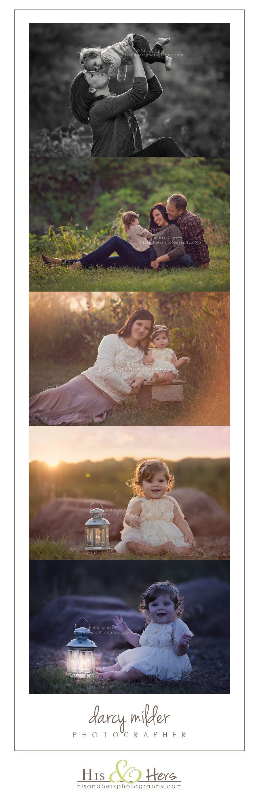 Child & Family | Harper, 7 months, & Her Family