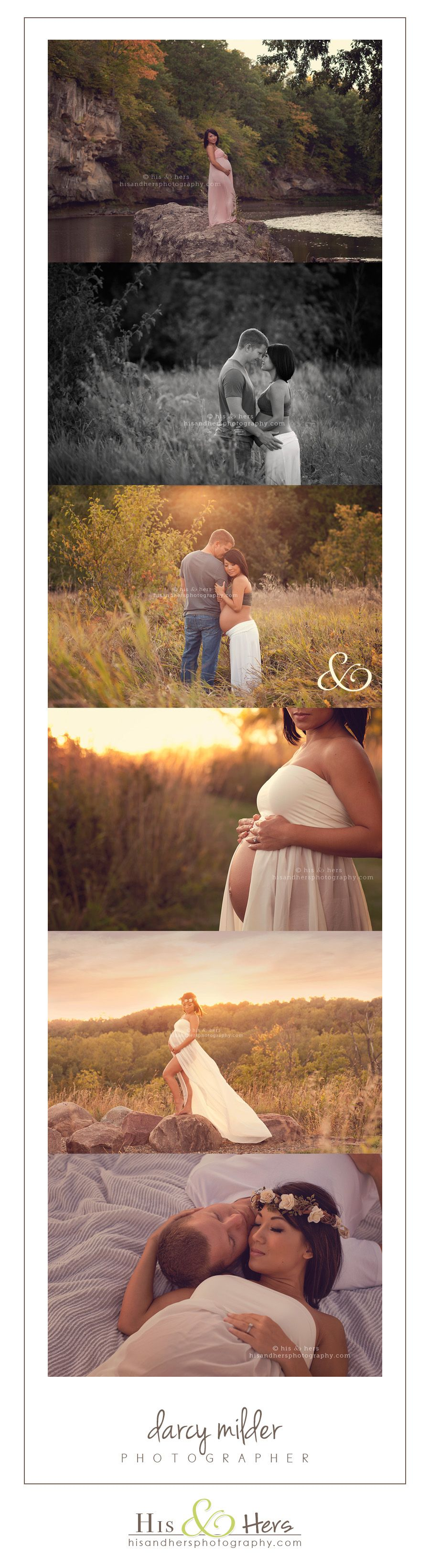 Maternity | Marcella + Dan