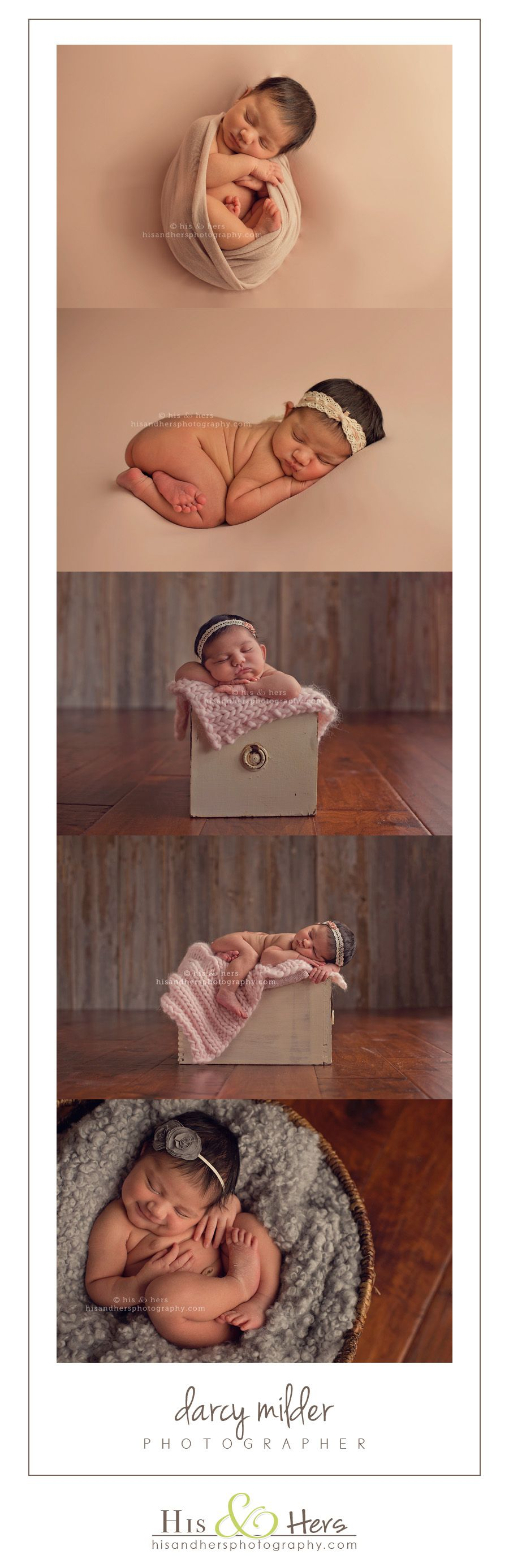 Newborn | Audrey, 8 days new