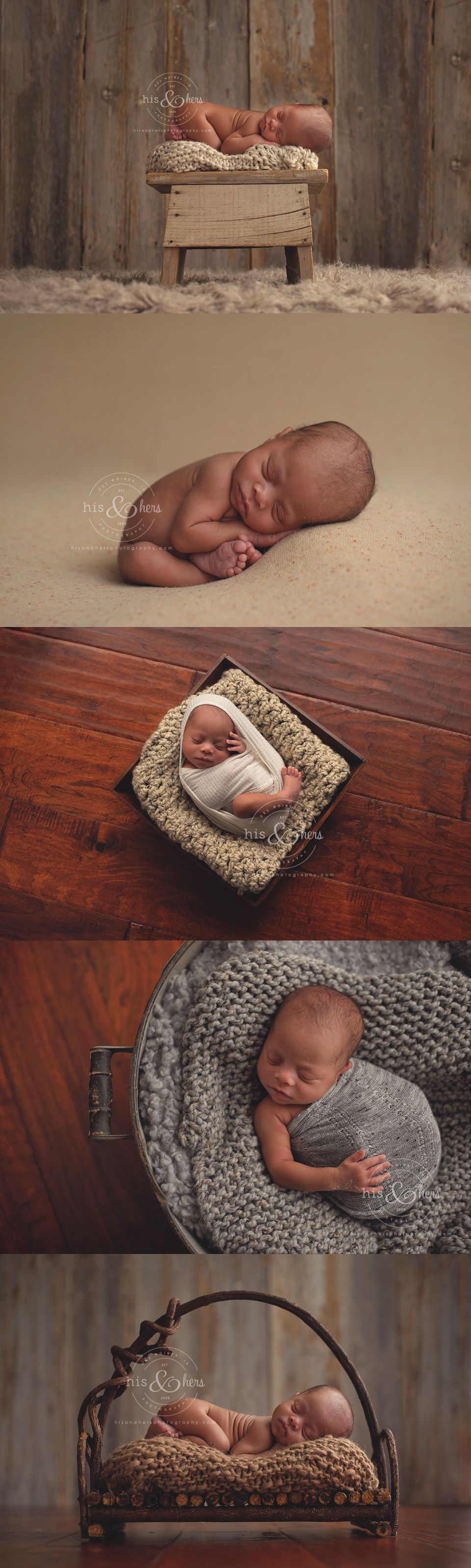 iowa newborn photographer new baby  pictures portraits photography studio des moines iowa