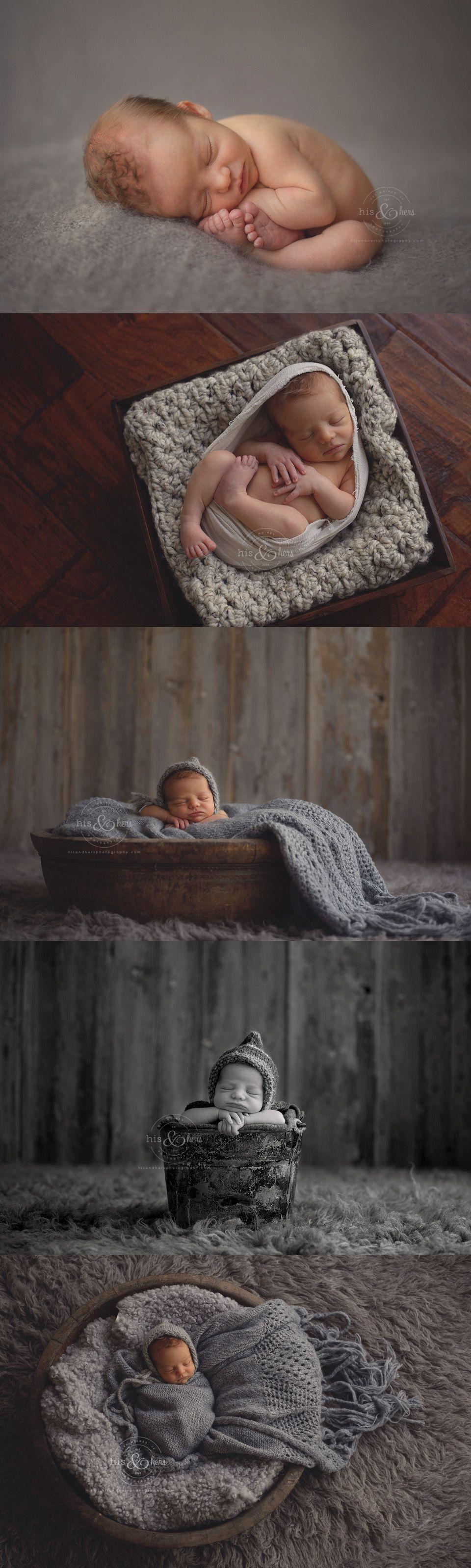 Newborn | Sawyer, 8 days new