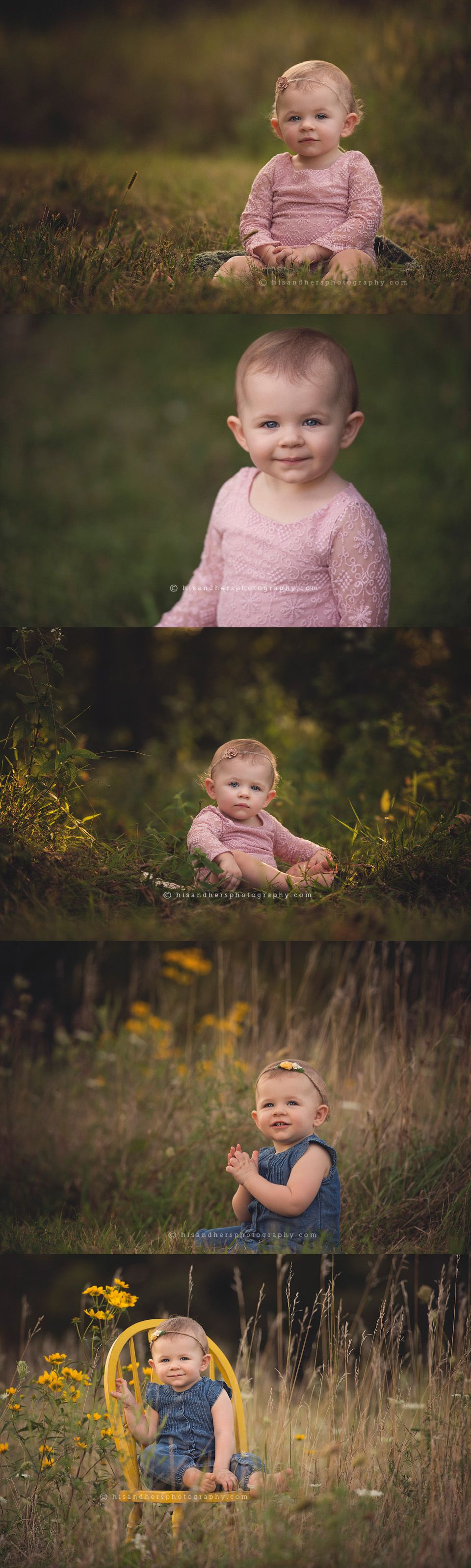 Baby | Nora is one!