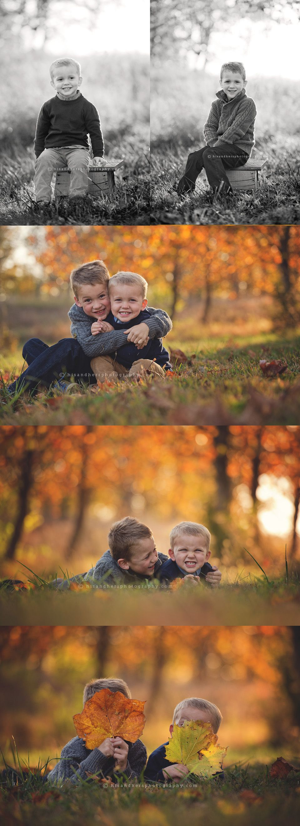 Child | Nicholas + Caden, ages 6 and 3