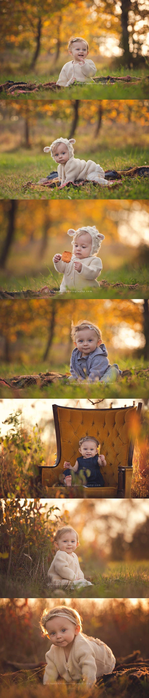 Baby | Estee's 1-year portraits