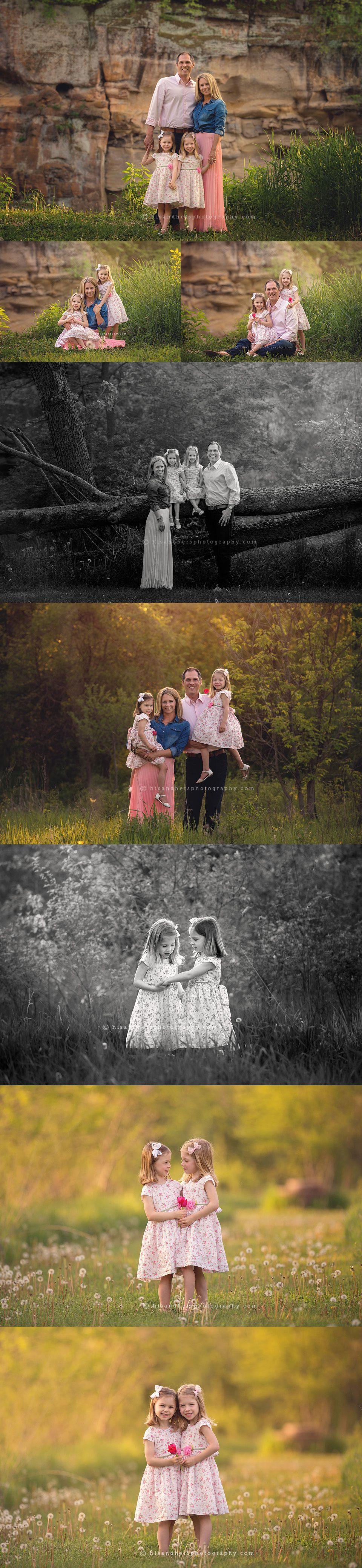 Family   Sophia + Chloe are 5!