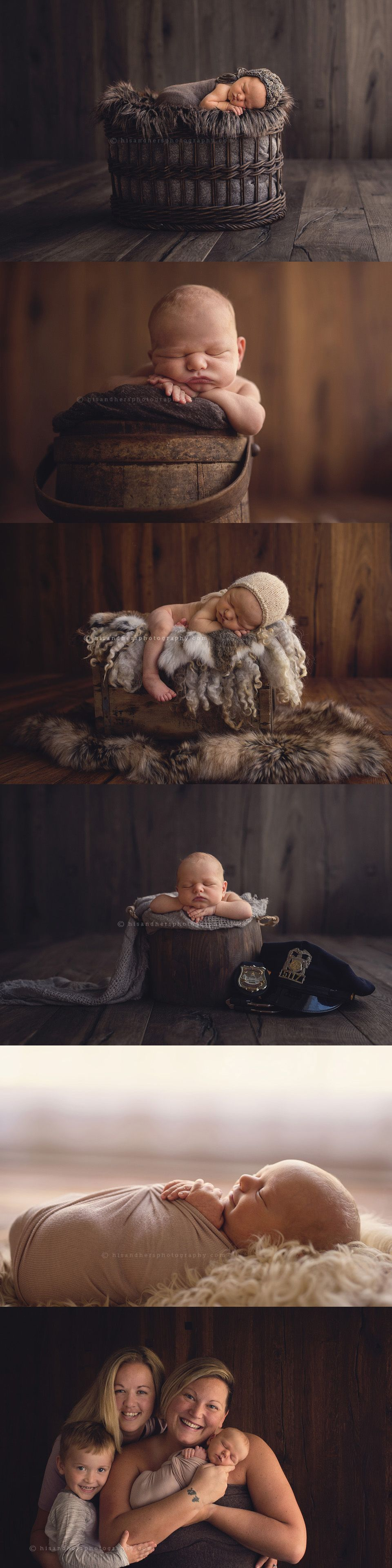Newborn | Fletcher, 8 days new