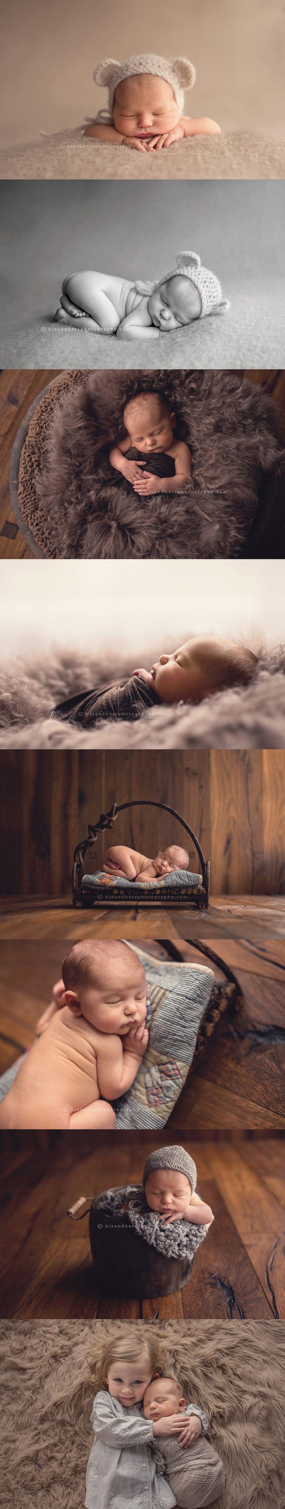des moines iowa newborn photographer
