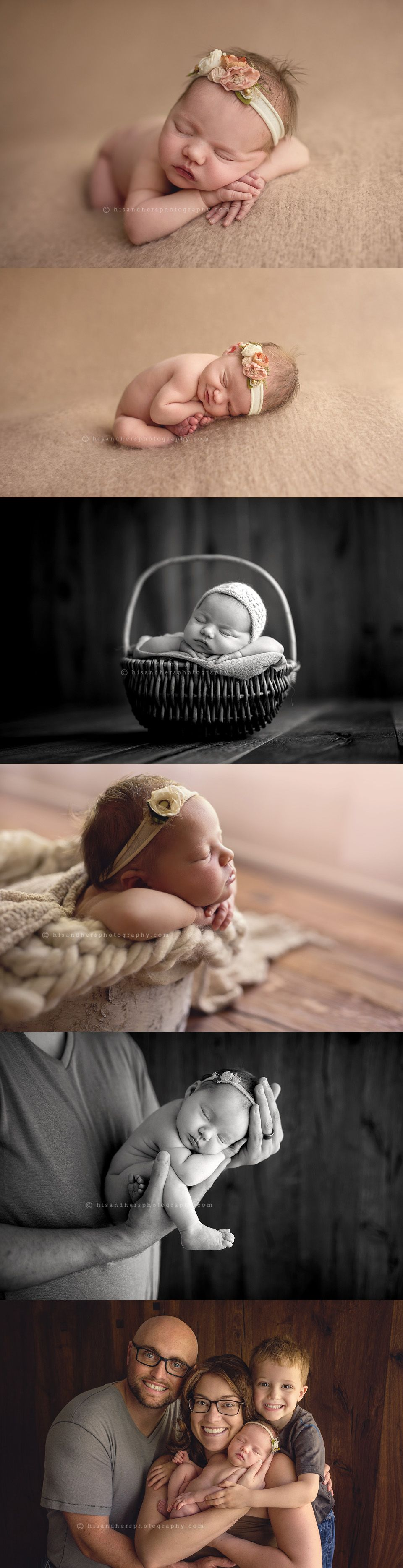 Newborn | Annabelle, 6 days new
