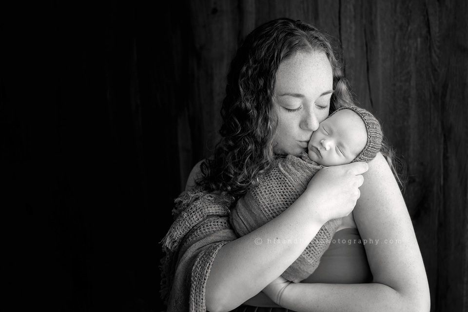 Newborn | Easton, 12 days new