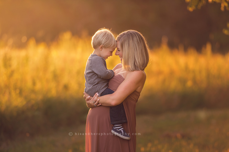 Maternity + Family | Aubrey + Tyler, 32 weeks