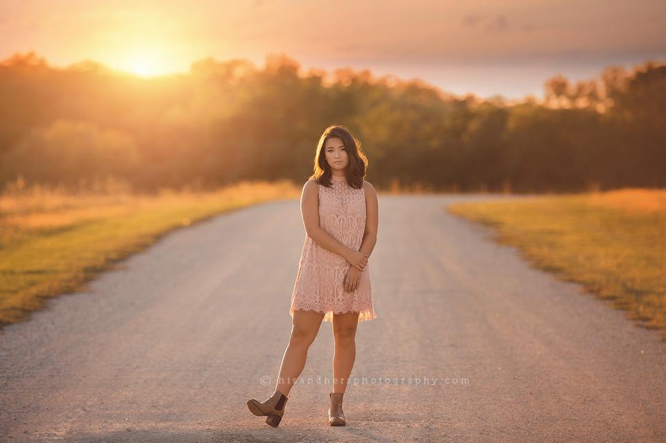 Senior | Lilian, class of 2018