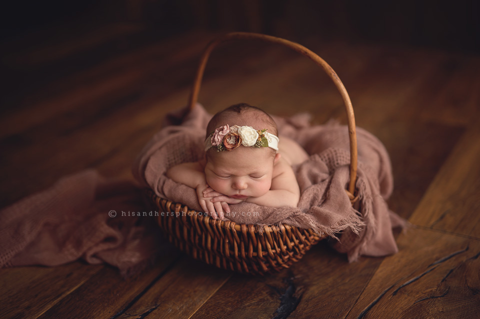 Newborn | Rose Eloise, 9 days new