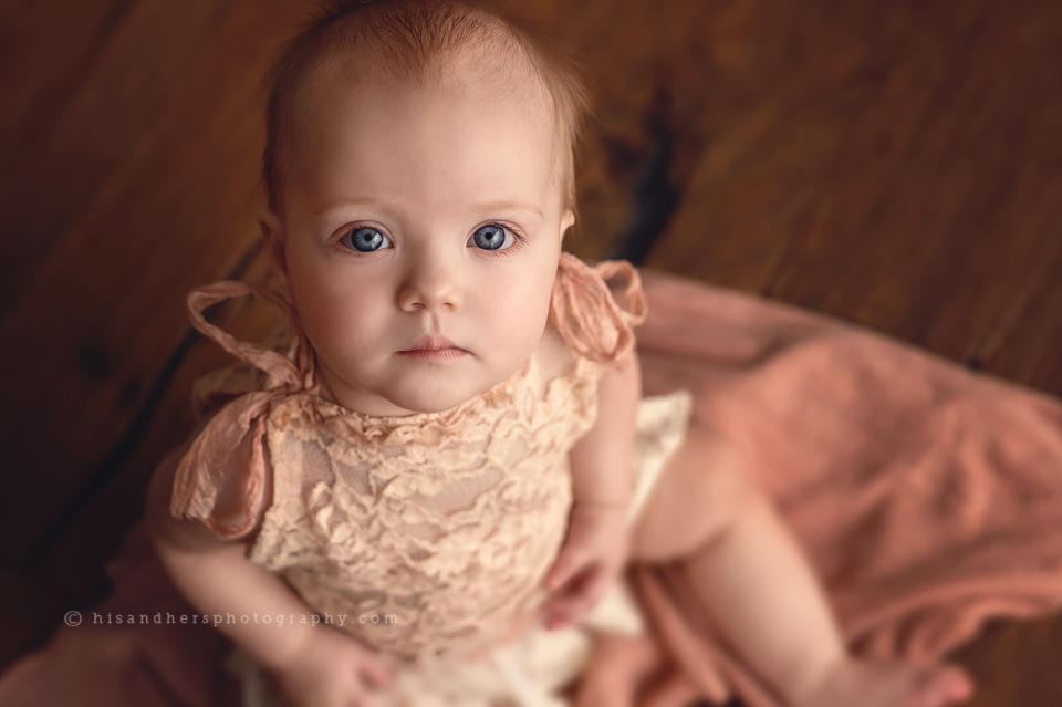 Baby | Annabelle, 8 months