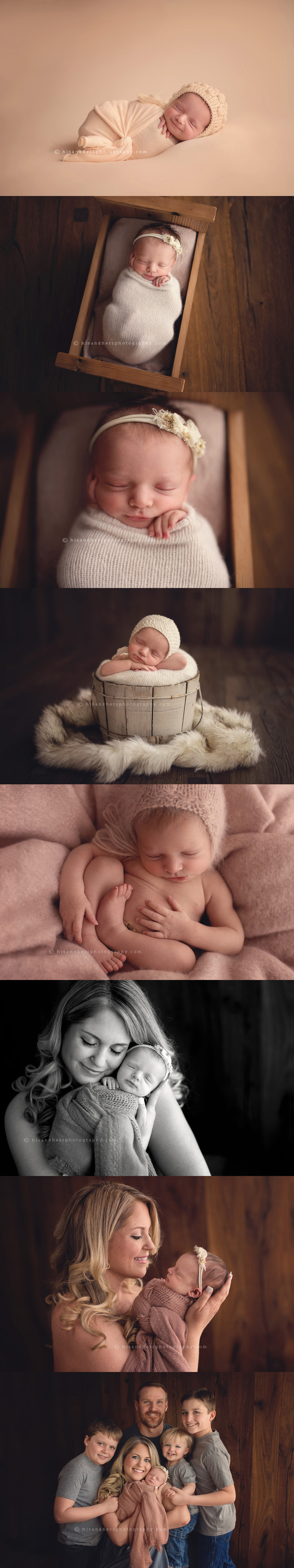 des moines iowa newborn baby photographer photography pictures portraits photography studio