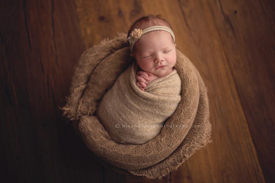 Newborn | Piper, 6 days new