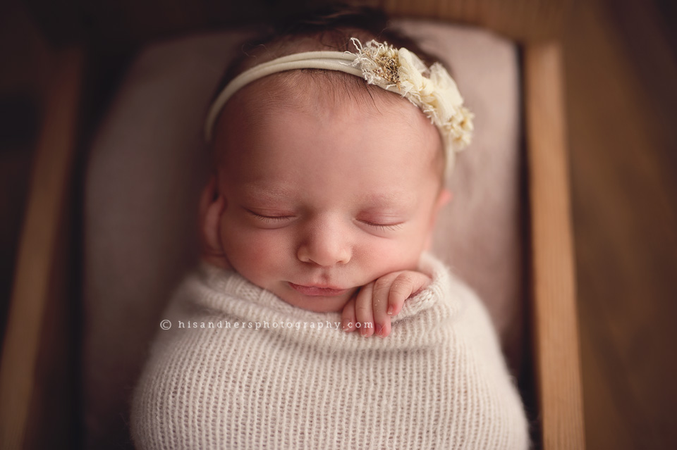 Newborn | Paige, 9 days new