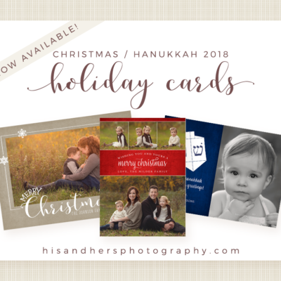 holiday cards photographer