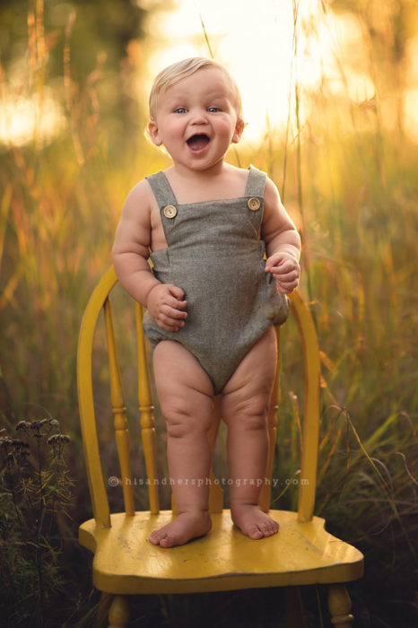 des moines iowa baby child photographer 1 year old pictures