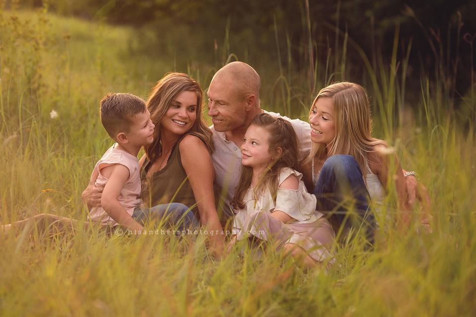 Family   Kory, Lindsay + Family