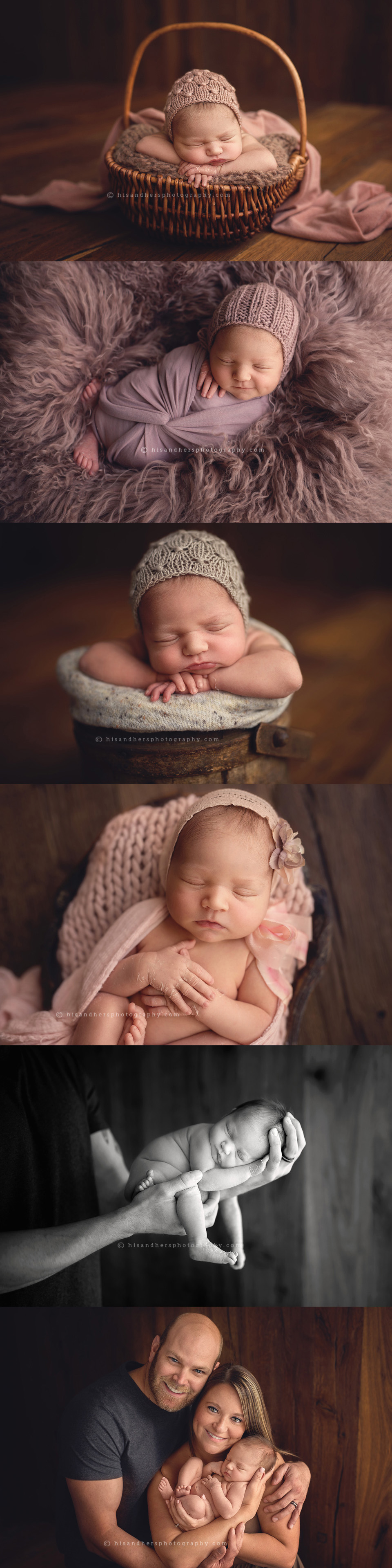 iowa newborn photographer des moines, iowa baby photography