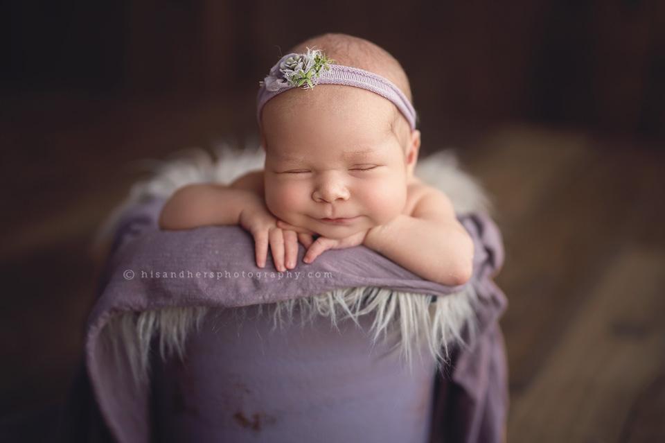 Newborn | Lily Delphine, 2 weeks new