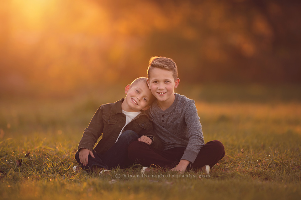 Family | Nick & Caden, brothers – sibling session
