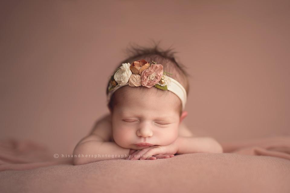 Newborn | Irelynn, 2 weeks new