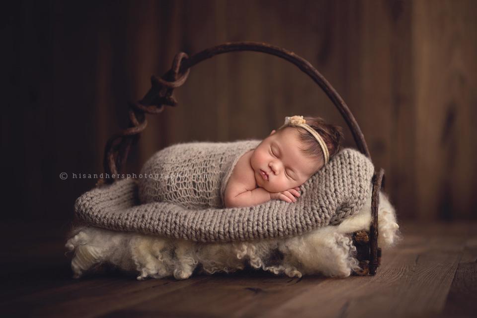 Newborn | Maddie, preemie power!