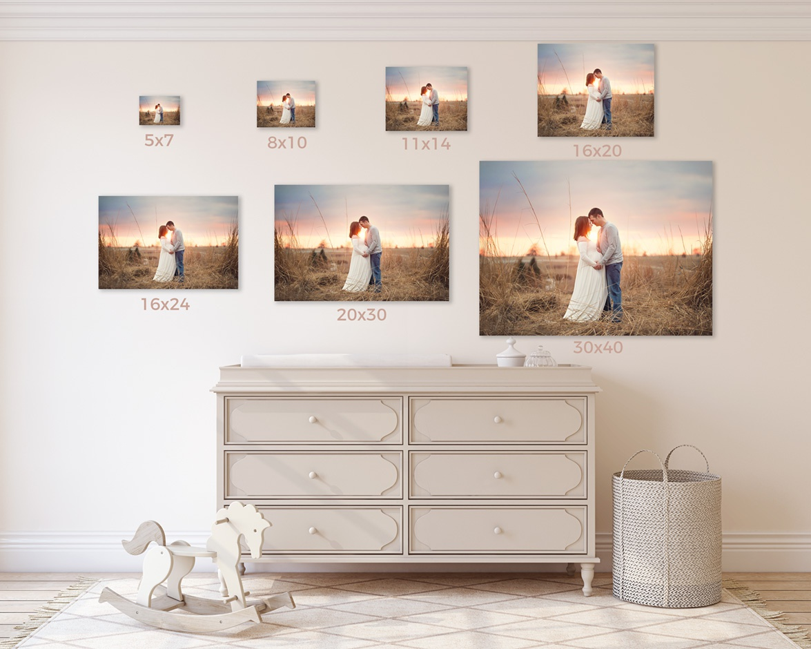 baby nursery wall art des moines iowa photographer photography maternity canvas framed art des moines iowa
