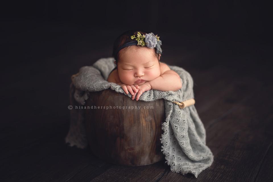 Newborn | Isabella, 8 days new