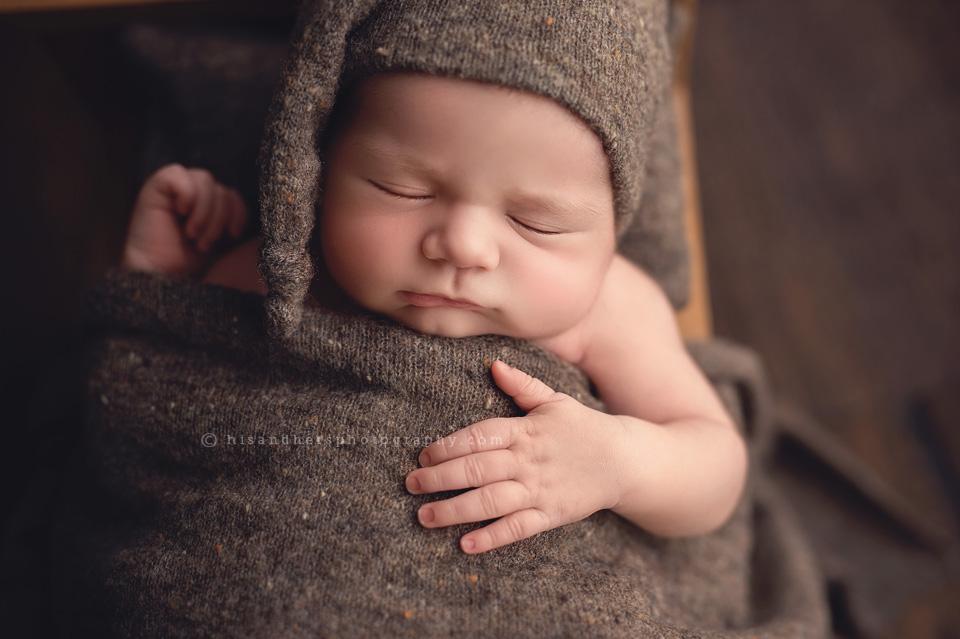 Newborn | Theodore, 2 weeks new