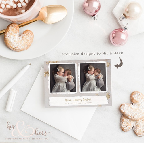 2019 Holiday Photo Cards are here!