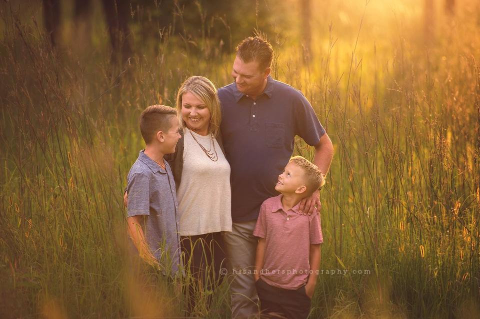 Family   Lisa + Nick + family